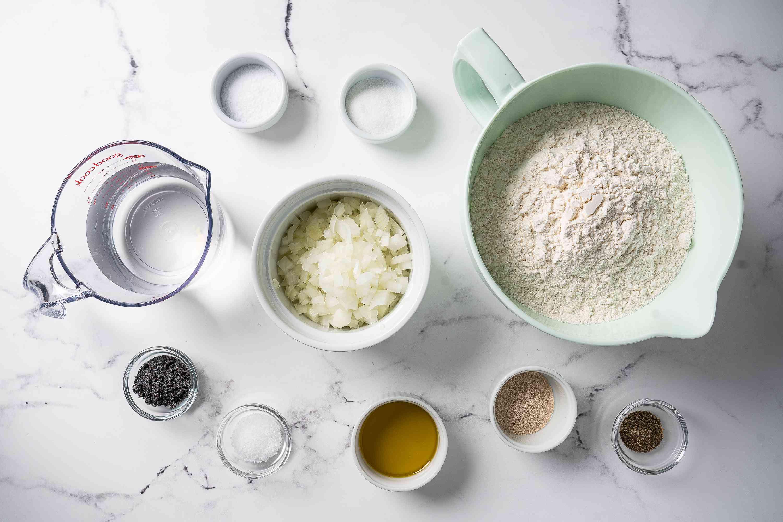 Bialys ingredients