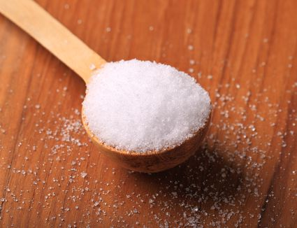A spoon of Xylitol