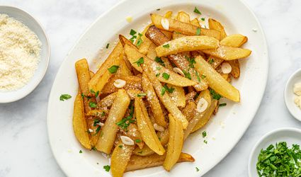 Truffled French Fries