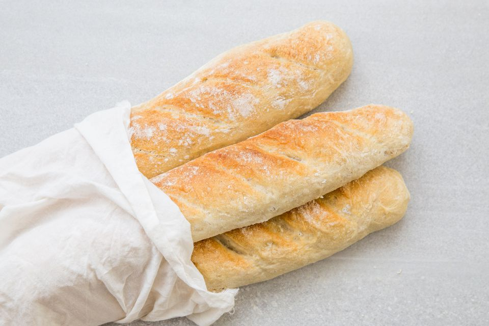 Easy Baguette (Stangenbrot) Bread recipe