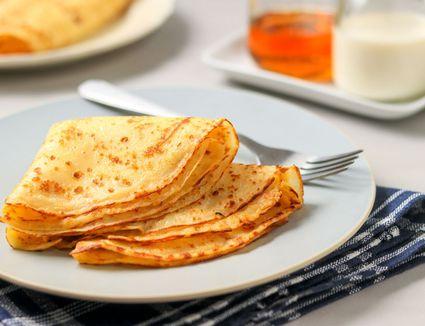 Foolproof English Pancakes
