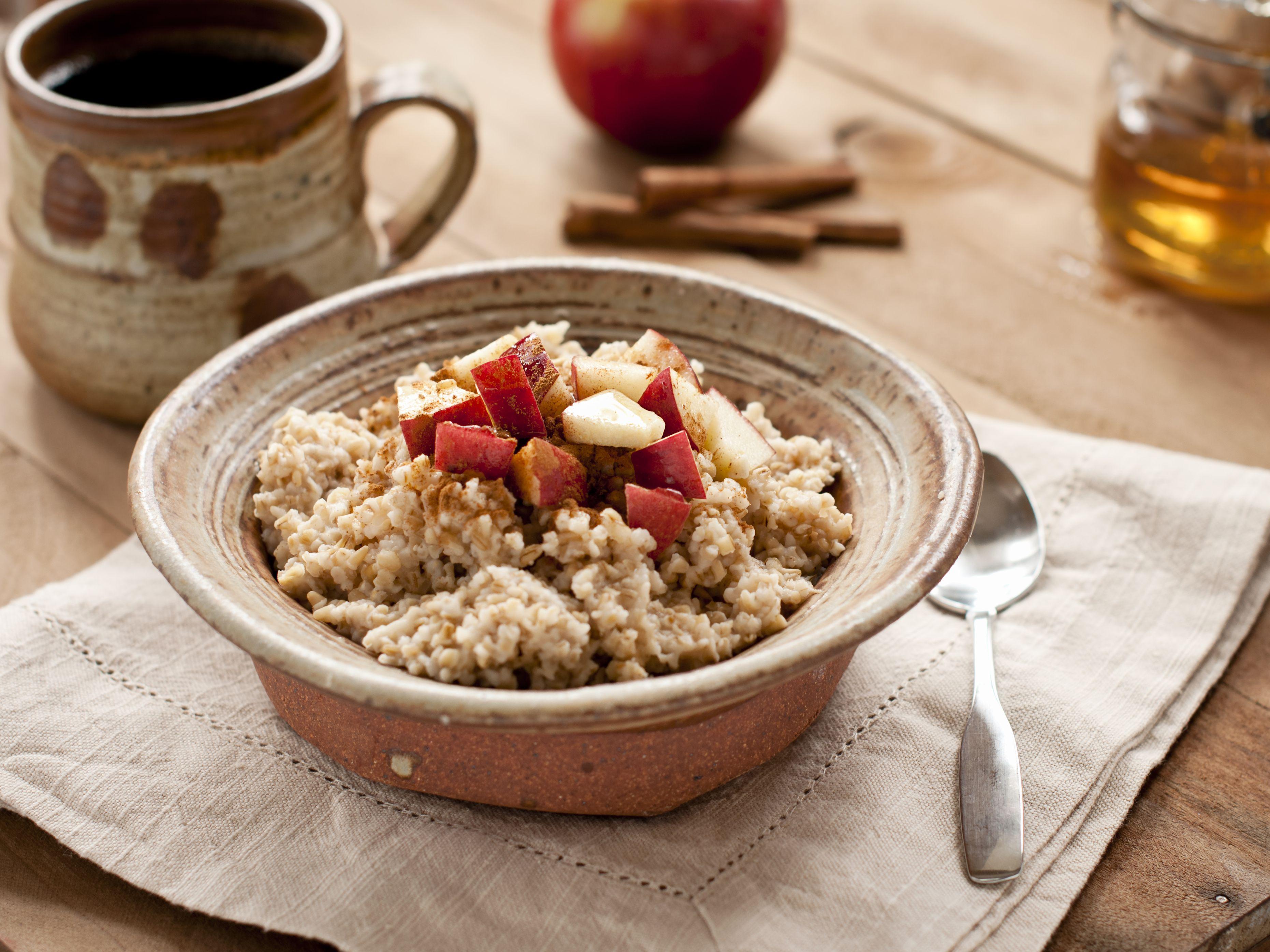raw oats raw food diet