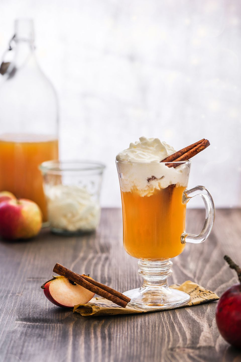 Hot Apple Pie Cocktail Recipe