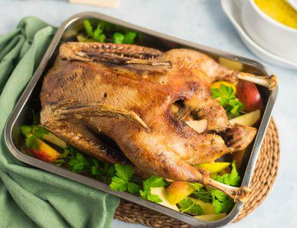 German Christmas goose recipe weihnachtgans