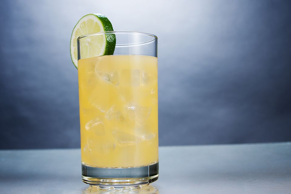 Tullamore Dew's Irish Gold Cocktail