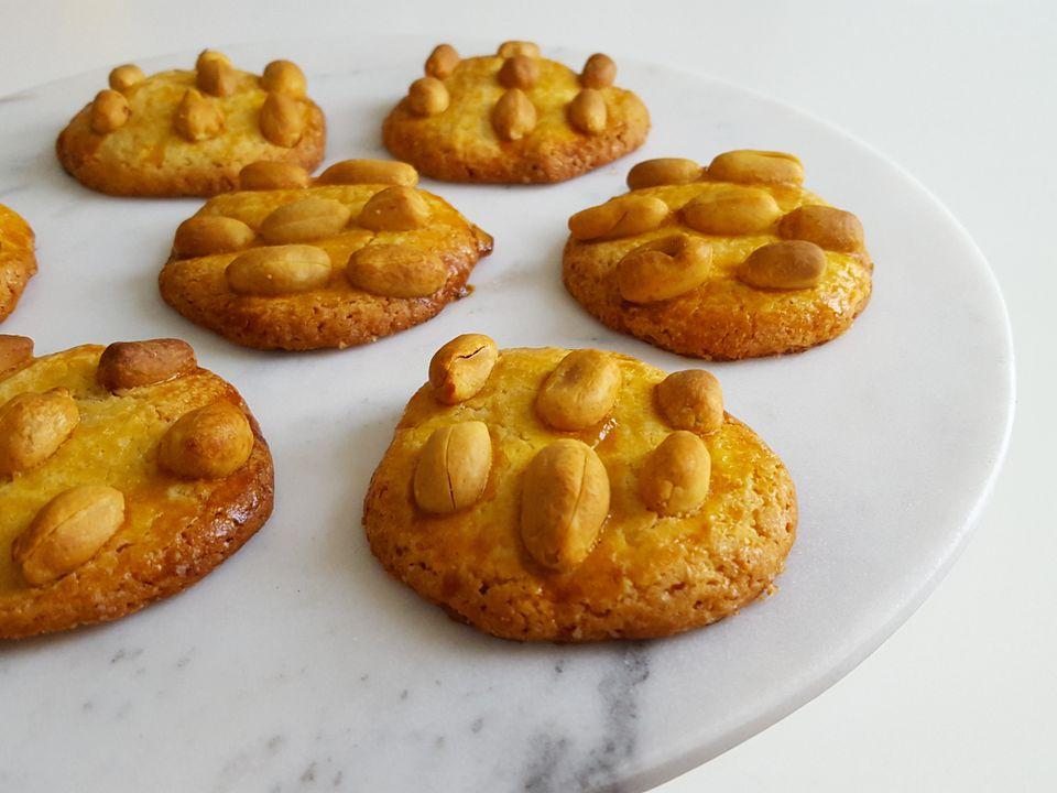 Pindakoeken: Cómo hacer galletas holandesas de maní desde cero